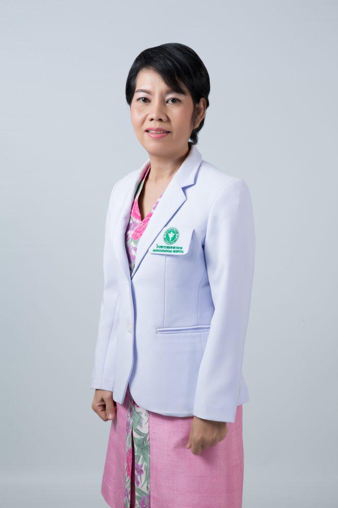 แพทย์หญิงจรัญญา จุฬารี
