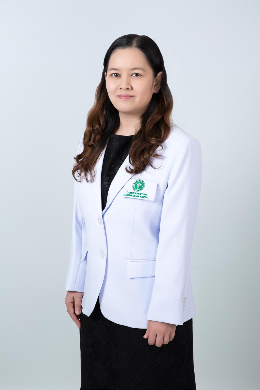 แพทย์หญิงจันทร์จิรา ควรรติกุล