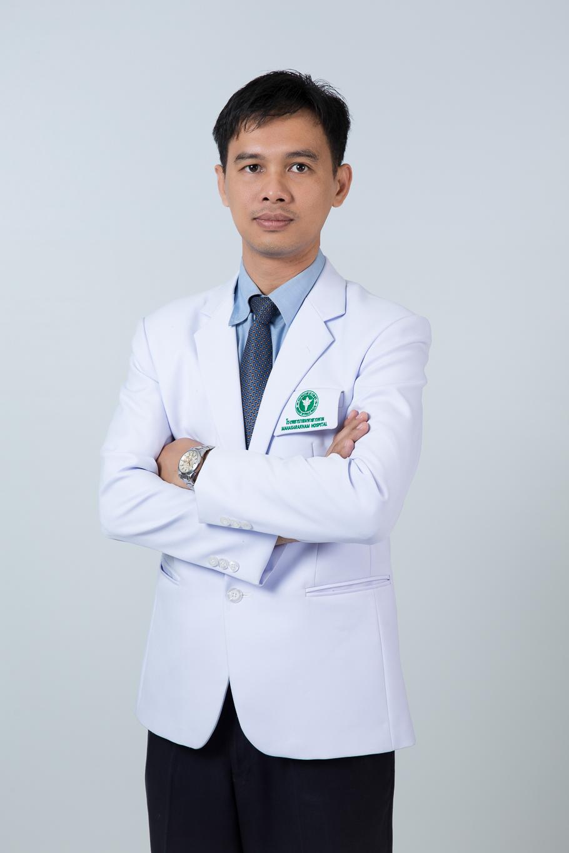 นายแพทย์ฉัตรชัย ยมศรีเคน