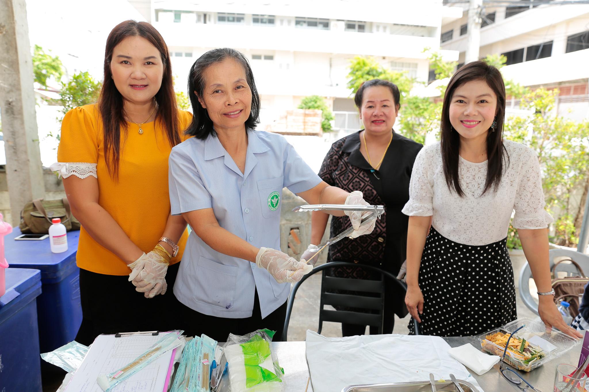 งานคุ้มครองผู้บริโภค โรงพยาบาลมหาสารคาม ตรวจเข้ม คุณภาพอาหารและสินค้า ที่จำหน่ายในร้านสวัสดิการ